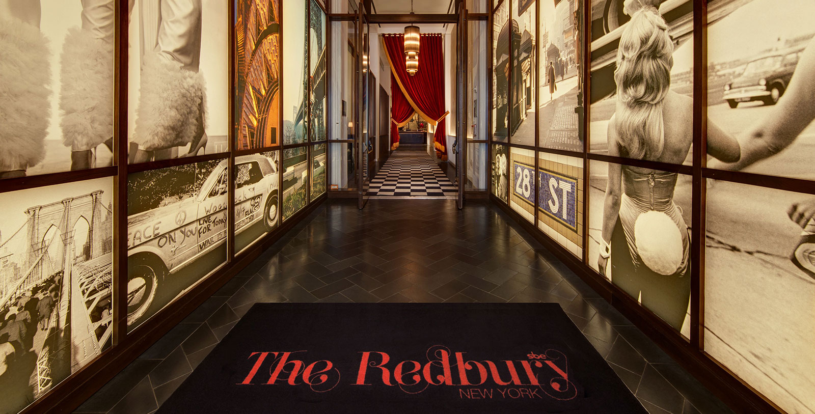 Image of Hotel Lobby Entrance The Redbury New York, 1903, Member of Historic Hotels of America, in New York, New York, Experience