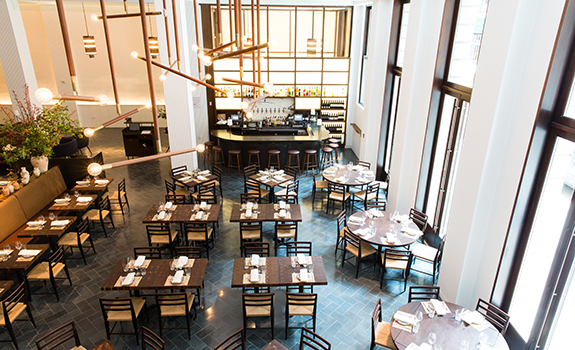 The Redbury New York  - Dining