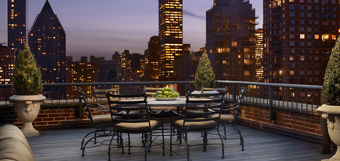 Aka sutton place serviced residences in new york city for Luxury extended stay hotels nyc