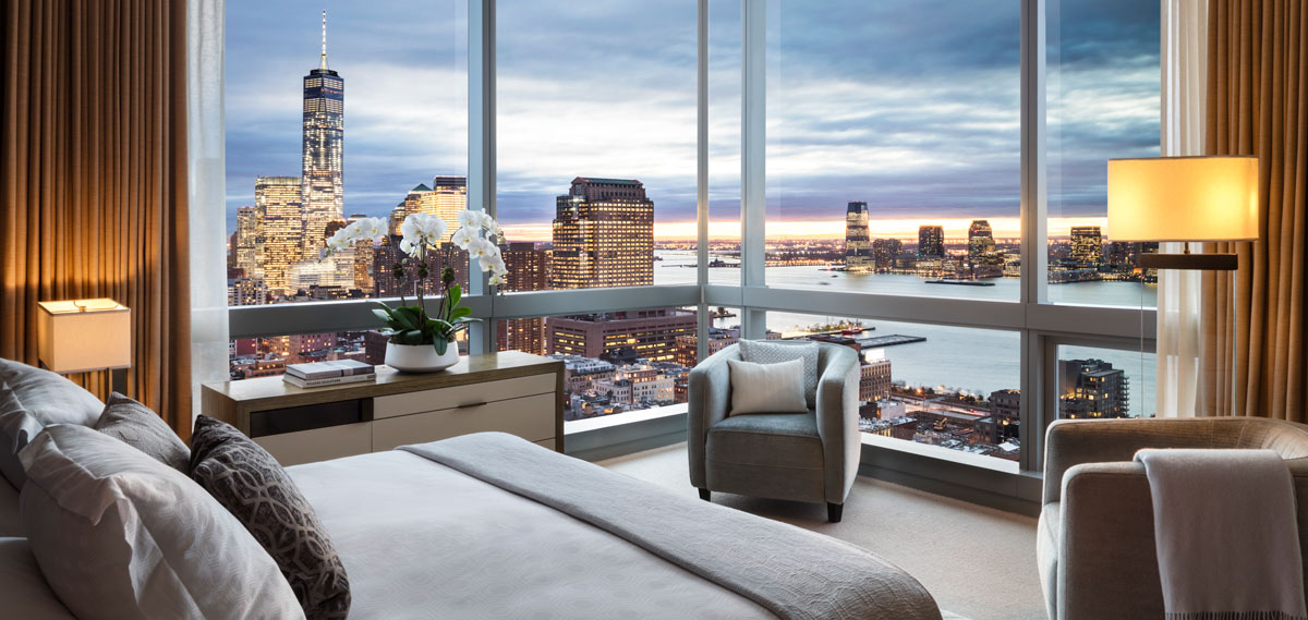 Accommodations:      The Dominick  in New York