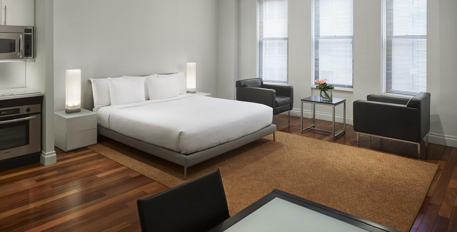 Image of Guestroom at AKA Times Square, 1893 Member of Historic Hotels of America, in New York, New York, Accommodations