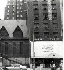 History:      Hilton New York Grand Central  in New York
