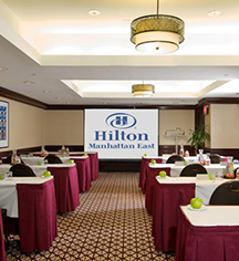 Meetings at      Hilton New York Grand Central  in New York