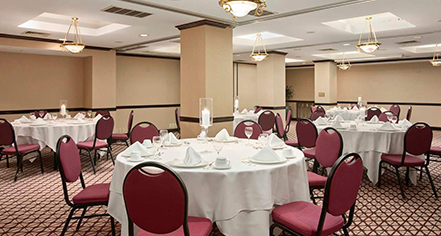 Events at      Hilton New York Grand Central  in New York