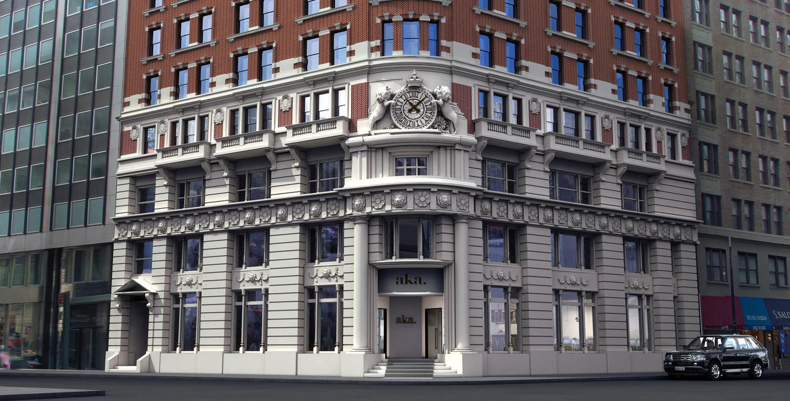 Image of Hotel Exterior at AKA Wall Street, 1907, Member of Historic Hotels of America, in New York, New York, Discover