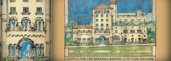 History:      The Berkeley City Club  in Berkeley