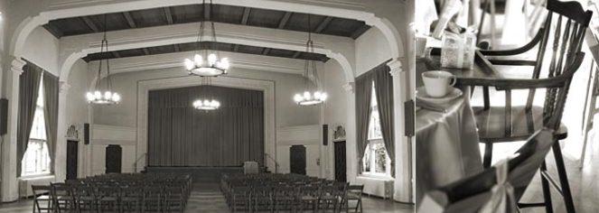 Meetings at      The Berkeley City Club  in Berkeley