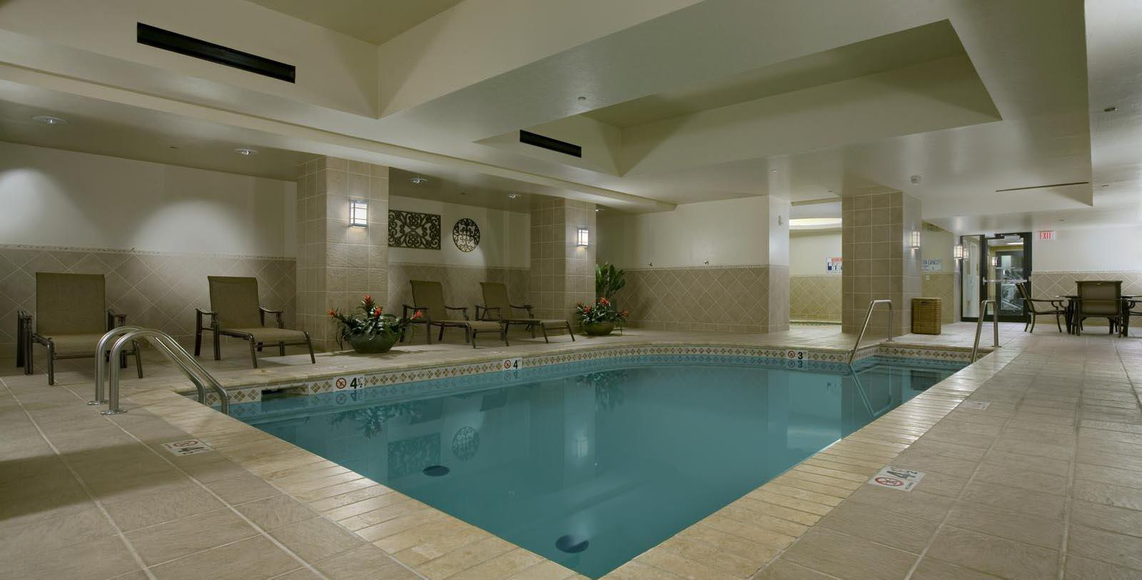 Image of Indoor Pool at The Skirvin Hilton Oklahoma City, 1911, Member of Historic Hotels of America, in Oklahoma City, Oklahoma, Explore