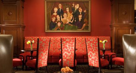Local Attractions:      The Skirvin Hilton Oklahoma City  in Oklahoma City