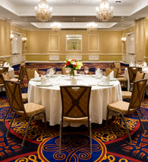 Weddings:      The Skirvin Hilton Oklahoma City  in Oklahoma City