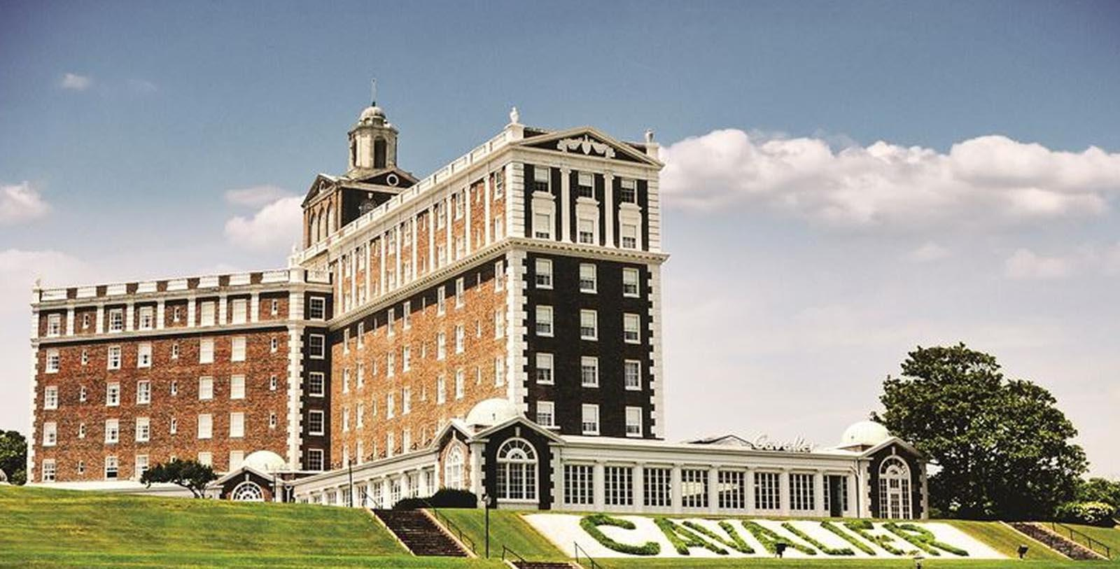 Image of The Cavalier, Member of Historic Hotels of America, Overview