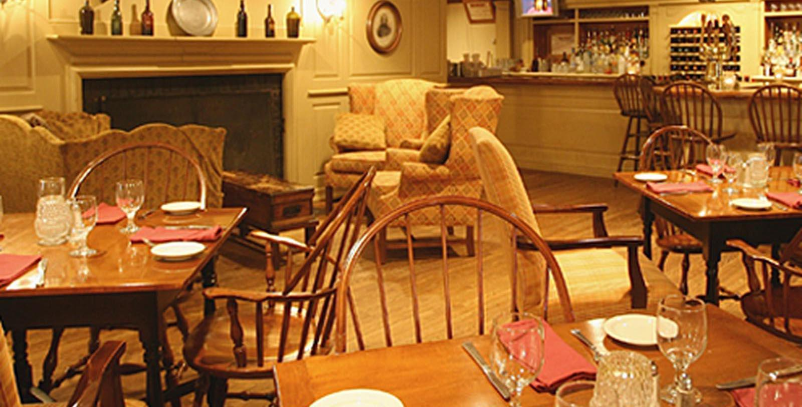 Image of Dining Area Publick House Historic Inn, 1771, Member of Historic Hotels of America, in Sturbridge, Massachusetts, Taste