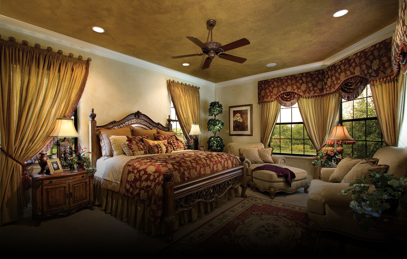 Accommodations:      Reunion Resort, A Salamander® Golf & Spa Resort  in Kissimmee/Orlando