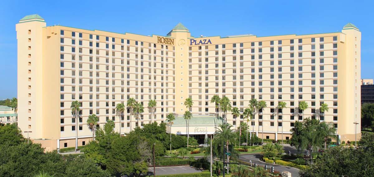 Rosen Plaza Hotel International Drive Orlando