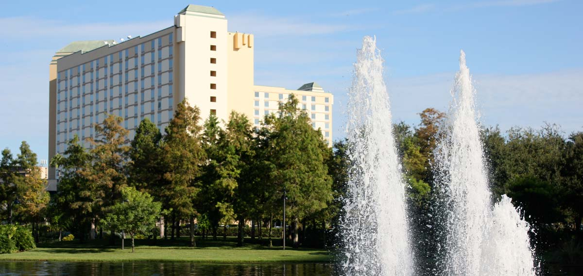 Special Offers:      Rosen Plaza Hotel  in Orlando
