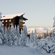 Book a stay with Copperhill Mountain Lodge in Are