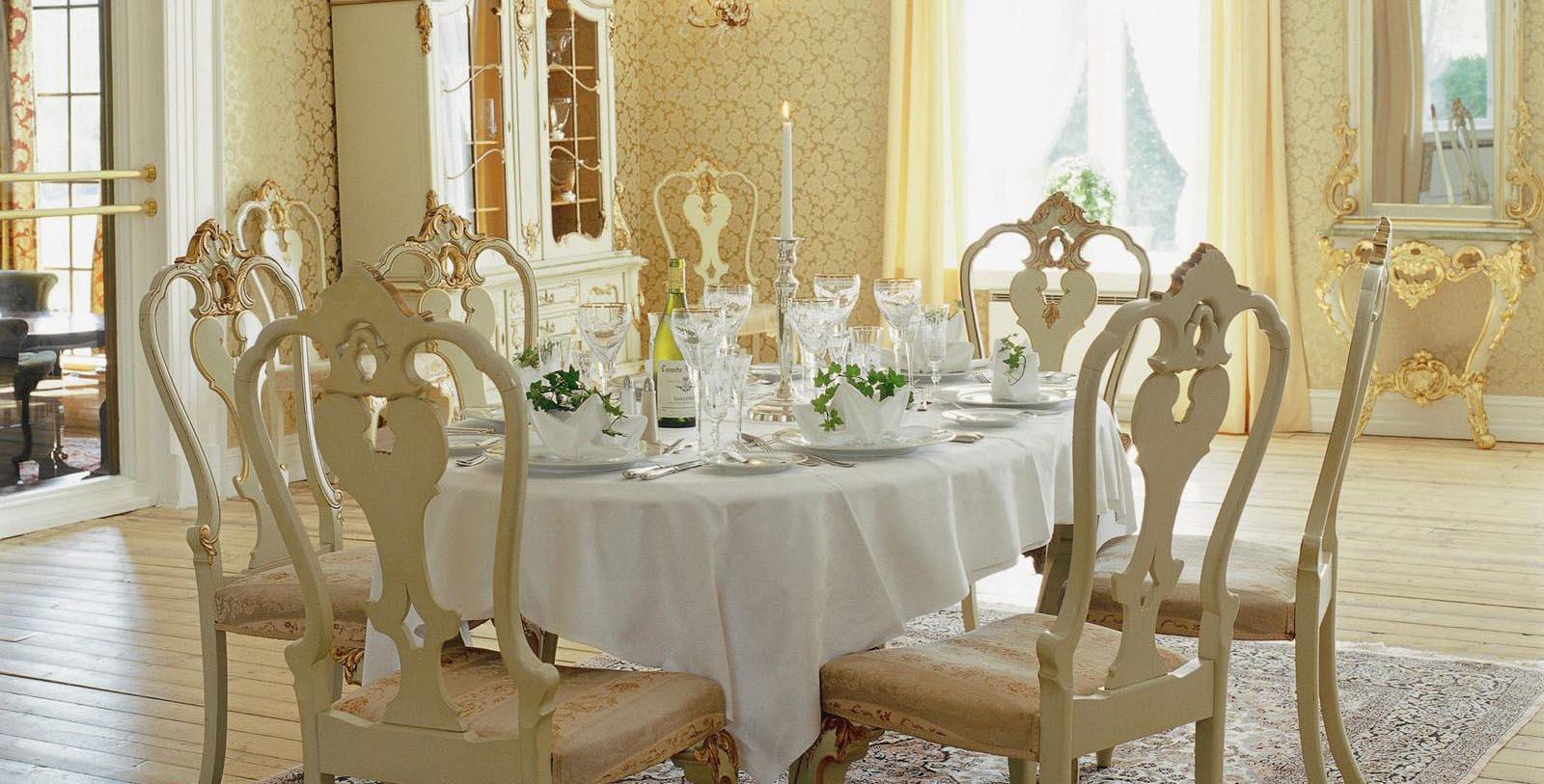 Image of Dining Area Losby Gods, 1744, Member of Historic Hotels Worldwide, in Finstadjordet, Norway, Special Occasions