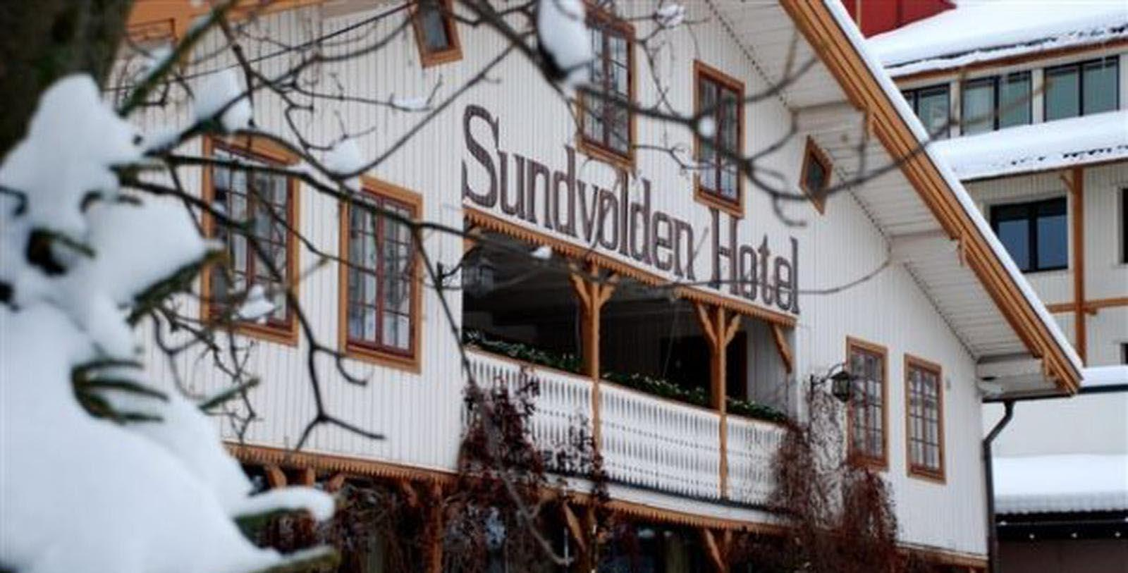 Image of Hotel Exterior Sundvolden Hotel, 1648, Member of Historic Hotels Worldwide, in Krokkleiva, Norway, Special Offers, Discounted Rates, Families, Romantic Escape, Honeymoons, Anniversaries, Reunions