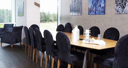 Meetings at      Sundvolden Hotel  in Krokkleiva