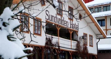 Events at      Sundvolden Hotel  in Krokkleiva
