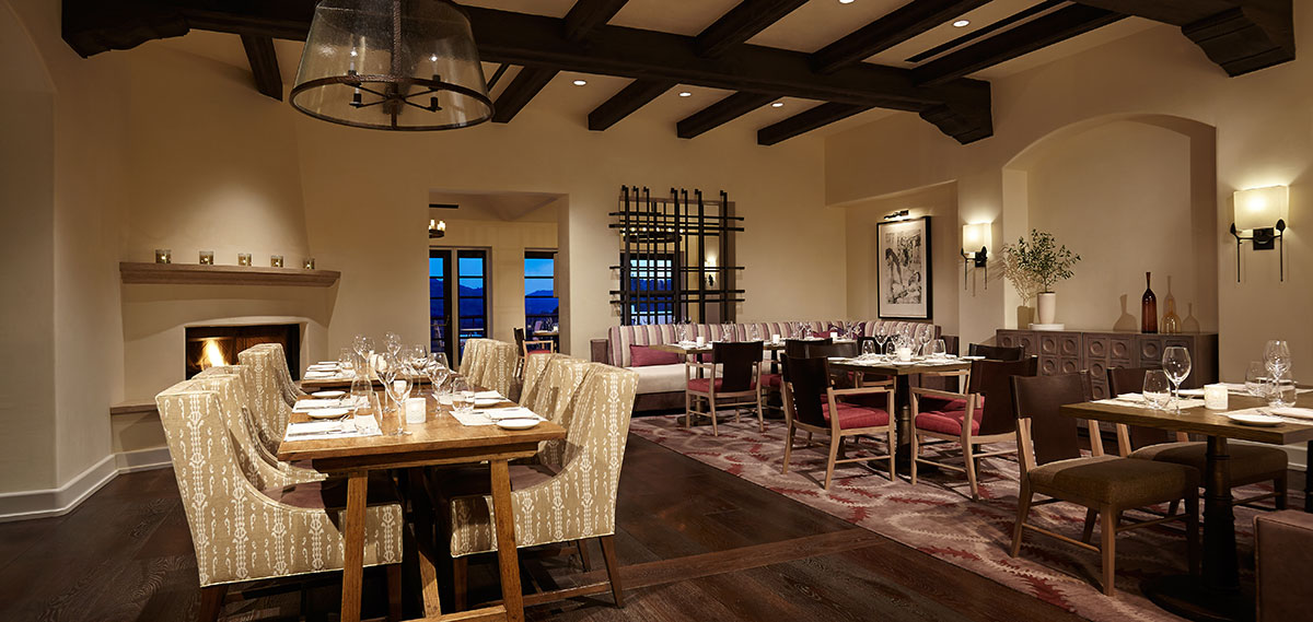 Dining:      Ojai Valley Inn  in Ojai