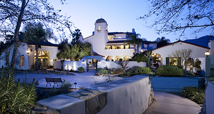 Activities:      Ojai Valley Inn  in Ojai