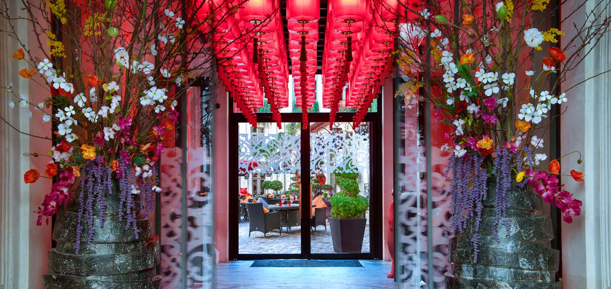 Special Offers:      Buddha Bar Hotel Paris  in Paris