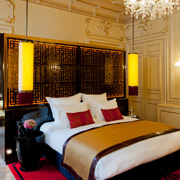 Book a stay with Buddha Bar Hotel Paris in Paris