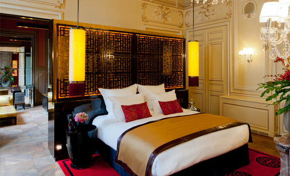Buddha Bar Hotel Paris  - Accommodations