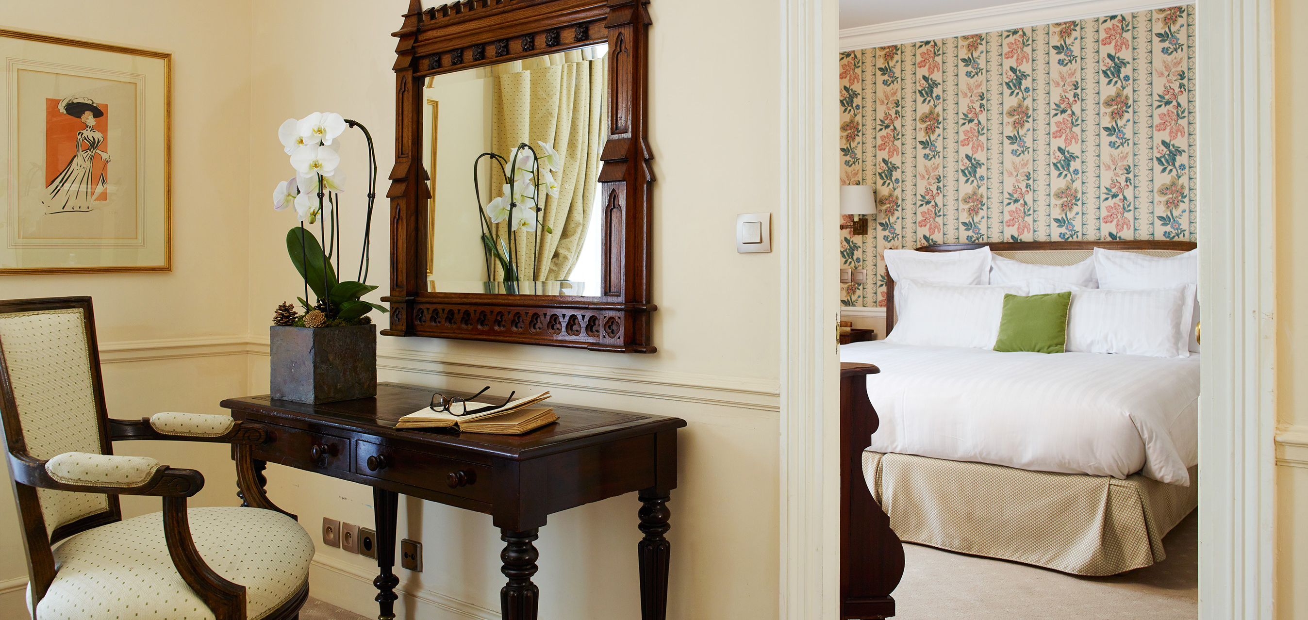 Hotel De Vigny Luxury Paris Hotel Offers