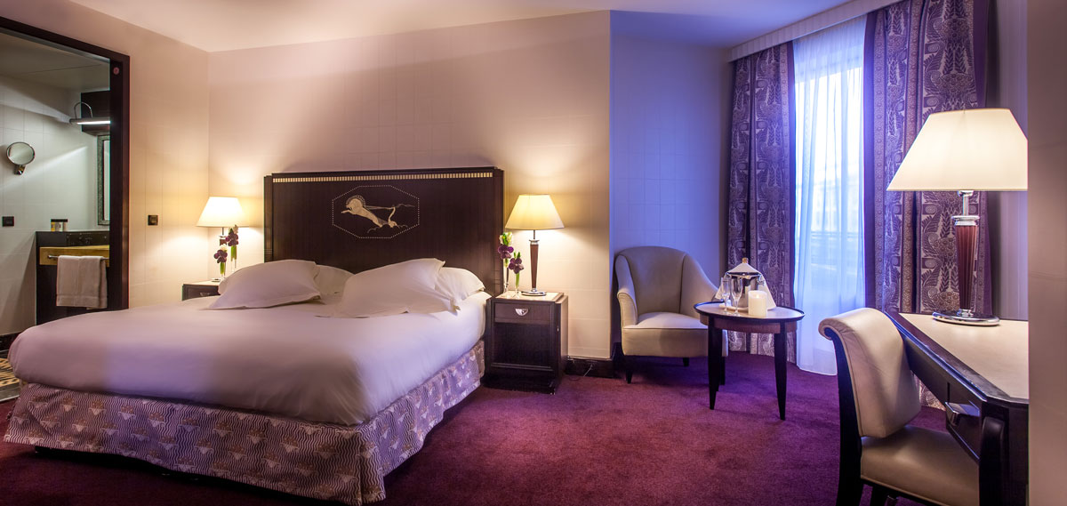 Paris hotel deals hotel du collectionneur arc de for Deal hotel paris
