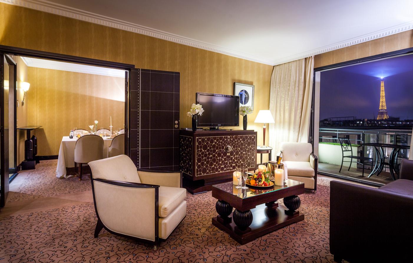 Hotel Du Collectionneur Arc De Triomphe Booking