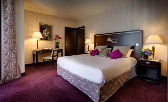 Hotel du Collectionneur Arc de Triomphe Paris  - Accommodations