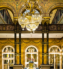 History:      Hilton Paris Opera  in Paris