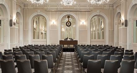 Meetings at      Hilton Paris Opera  in Paris