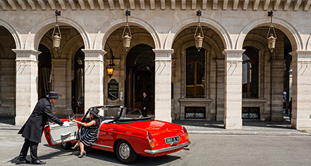 Hotel Regina Louvre  in Paris