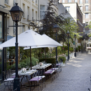 Book a stay with Les Jardins du Marais in Paris