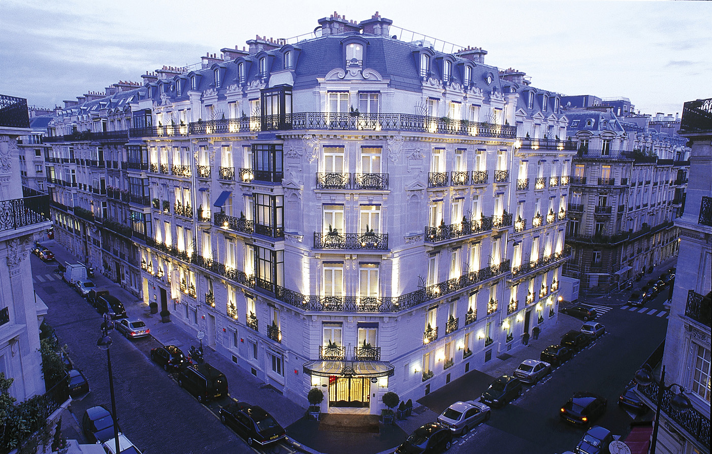 La tr moille five star paris hotel luxury hotels in paris for Top hotel france