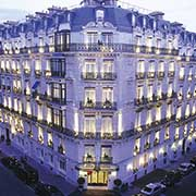 Book a stay with La Trémoille in Paris