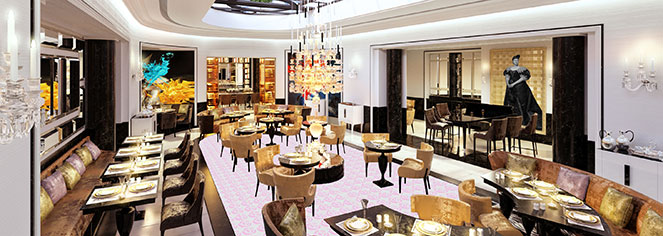 Dining at      Maison Astor Paris, Curio Collection by Hilton  in Paris