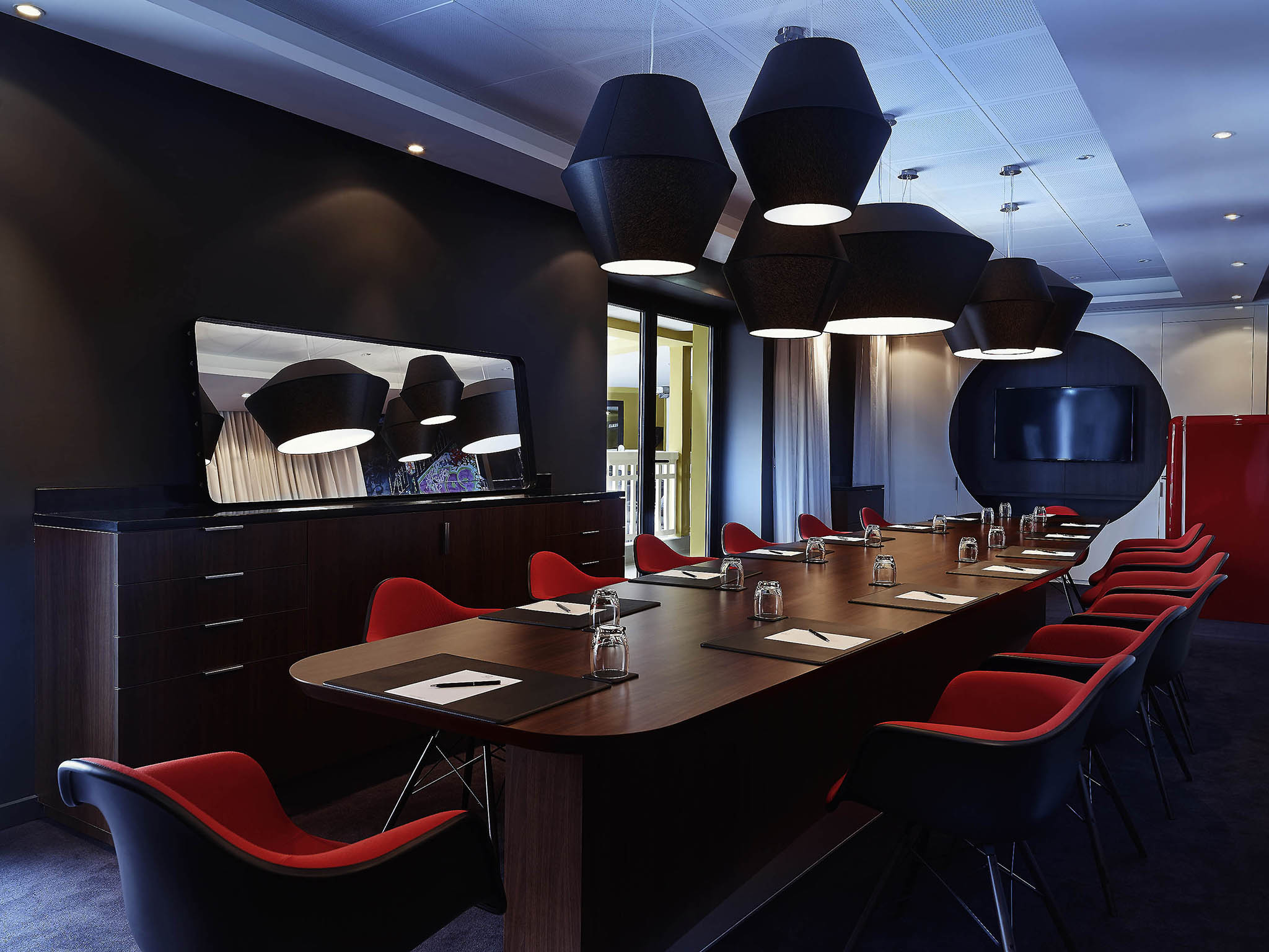 Image of Meeting Room Hôtel Molitor Paris - MGallery by Sofitel, 1929, Member of Historic Hotels Worldwide, in Paris, France, Request For Proposal