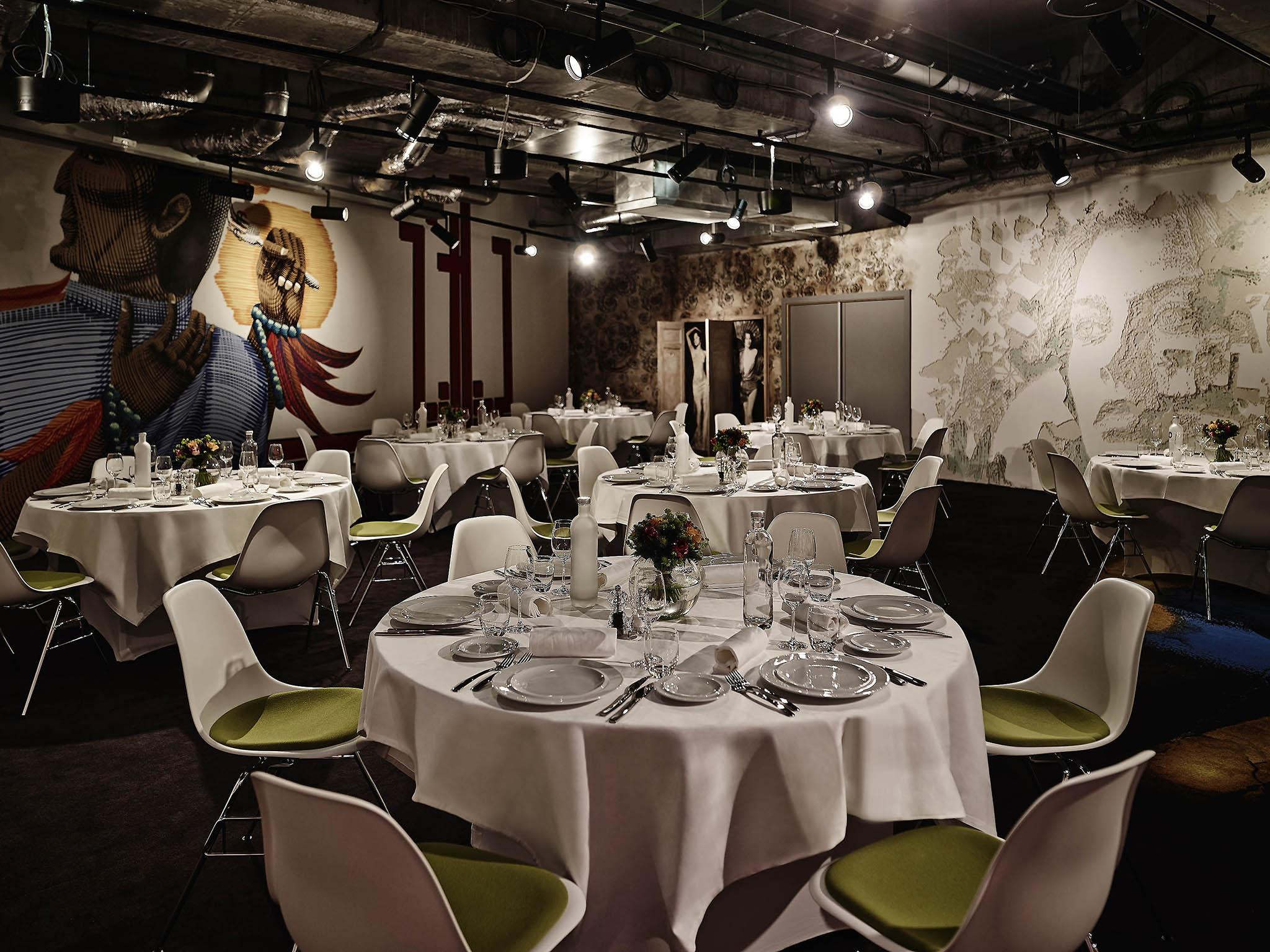 Image of Meeting Room Hôtel Molitor Paris - MGallery by Sofitel, 1929, Member of Historic Hotels Worldwide, in Paris, France, Weddings