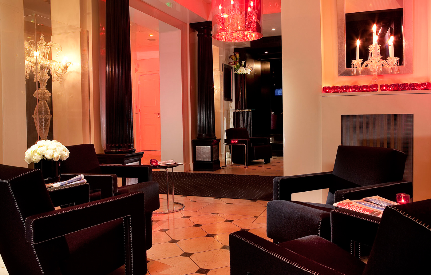 Customer Reviews:      MonHotel Lounge & Spa  in Paris