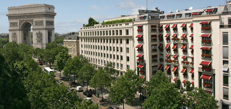 Hotel Napoleon Paris Luxury Paris Hotel Five Star