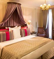 Accommodations:      Hotel Napoleon Paris  in Paris