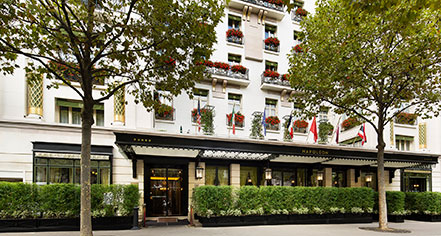 Hotel Napoleon Paris  in Paris