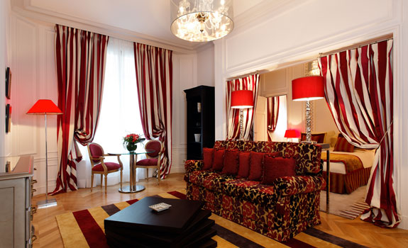 Majestic Hotel-Spa Paris  - Accommodations