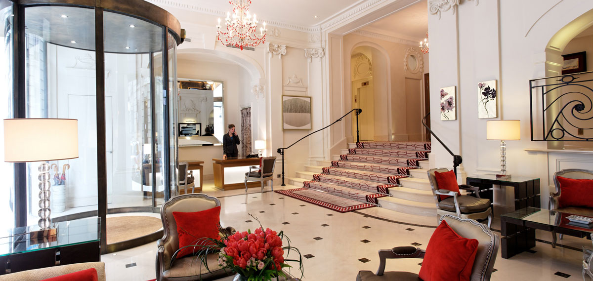 Customer Reviews:      Majestic Hotel-Spa Paris  in Paris