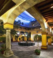 Activities:      Quinta Real Puebla  in Puebla de Zaragoza