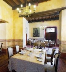 Dining at      Quinta Real Puebla  in Puebla de Zaragoza